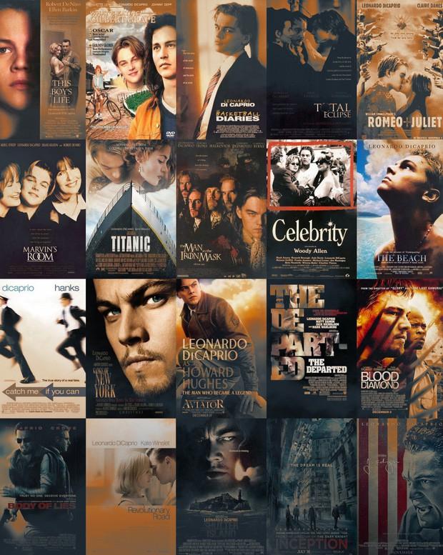 Leonardo DiCaprio - Ngôi sao chân chính còn lại trên bầu trời Hollywood - Ảnh 2.