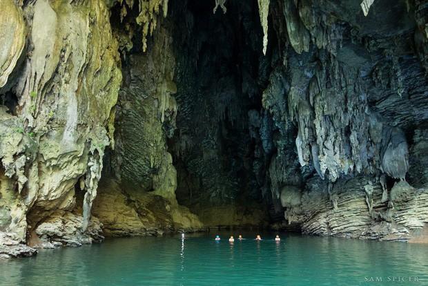 Không chỉ Sơn Đoòng, Việt Nam còn rất nhiều hang động được lên báo quốc tế và được đánh giá là tuyệt vời nhất thế giới - Ảnh 2.