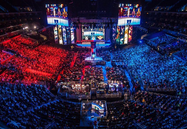 """esports - photo 1 1565450423267668765342 - """"Mổ xẻ"""" doanh thu tỷ đô của các công ty eSports: Nhà tài trợ là nguồn sống, tương lai hướng về sân vận động như các môn thể thao khác"""