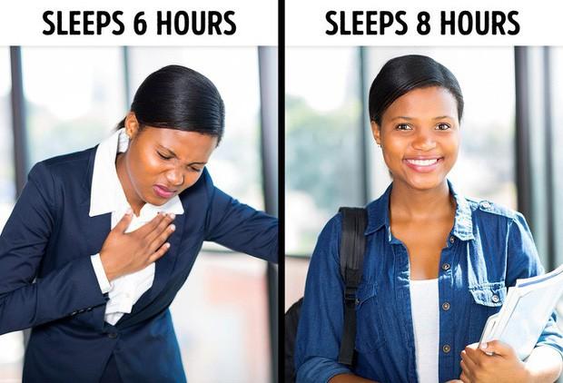 Giả sử mỗi ngày bạn được ngủ 8 tiếng, đây là những gì sẽ xảy ra - Ảnh 2.