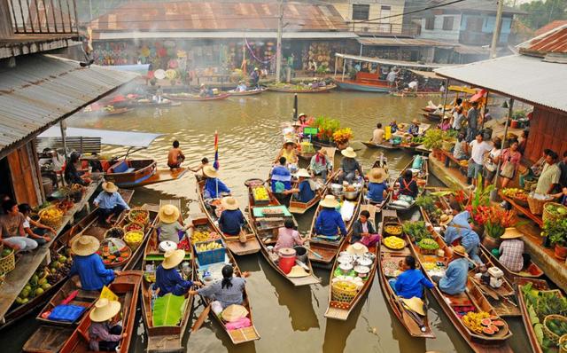 du lịch thái lan - photo 3 15654242744431704679012 - Du lịch Thái Lan: Nếu lần đầu đặt chân sang xứ sở Chùa Vàng, đây là những trải nghiệm bạn nhất định phải thử!