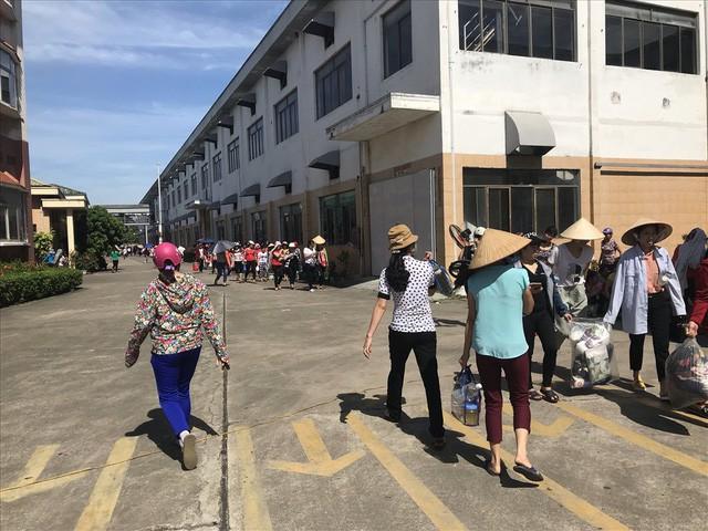Hải Phòng: Chủ doanh nghiệp biến mất, hơn 2.500 công nhân nháo nhác  - Ảnh 1.
