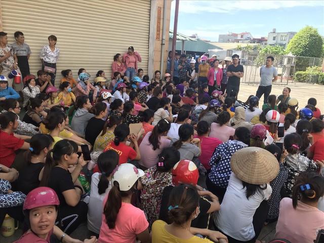 Hải Phòng: Chủ doanh nghiệp biến mất, hơn 2.500 công nhân nháo nhác  - Ảnh 2.