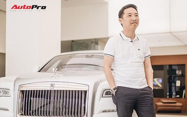 Chủ tịch Rolls-Royce VN Đoàn Hiếu Minh muốn mua VinFast Lux SA2.0: Chưa tốt thì rút ra nhiều thứ, tốt thật thì phải quảng bá - Ảnh 2.