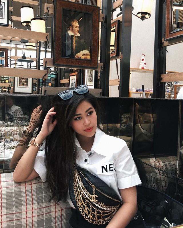 3 ái nữ cành vàng lá ngọc nhà đại gia Việt: Thay đồ hiệu như thay áo, xách túi hiệu như xách giỏ đi chợ mỗi ngày  - Ảnh 11.