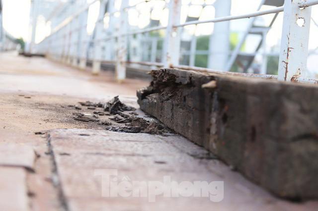 Bay trên cao ngắm cây cầu sắt 117 năm tuổi ở Sài Gòn sắp tháo dỡ - Ảnh 17.