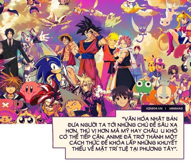 """Anime Nhật Bản: Từ """"Disney của phương Đông"""" cho tới ngành công nghiệp tỷ đô vươn tới toàn cầu - Ảnh 4."""