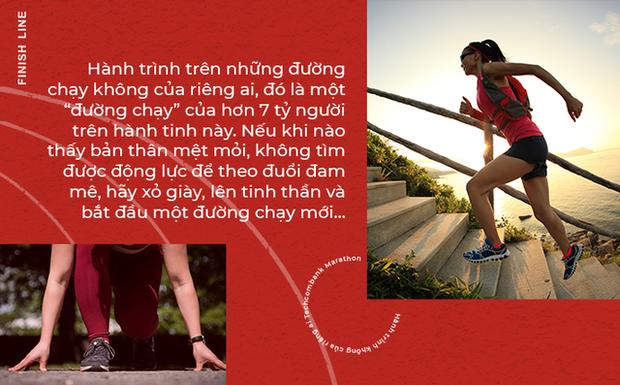 Nếu đường chạy là cuộc đời, nó sẽ cho bạn vô vàn bài học: Cứ dám lao mình rồi cũng tới đích - Ảnh 7.