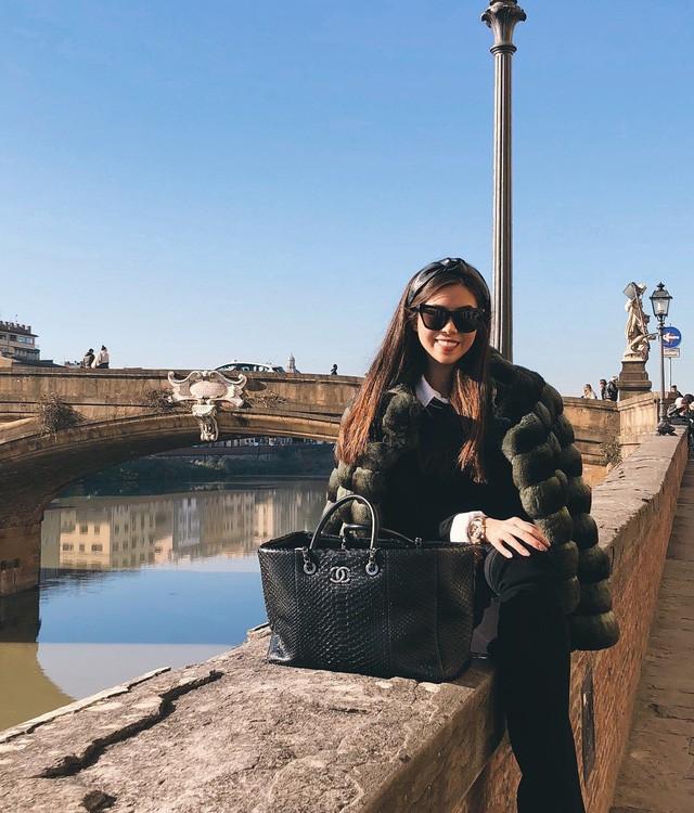 3 ái nữ cành vàng lá ngọc nhà đại gia Việt: Thay đồ hiệu như thay áo, xách túi hiệu như xách giỏ đi chợ mỗi ngày  - Ảnh 8.