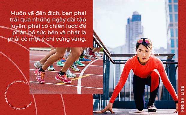 Nếu đường chạy là cuộc đời, nó sẽ cho bạn vô vàn bài học: Cứ dám lao mình rồi cũng tới đích - Ảnh 9.