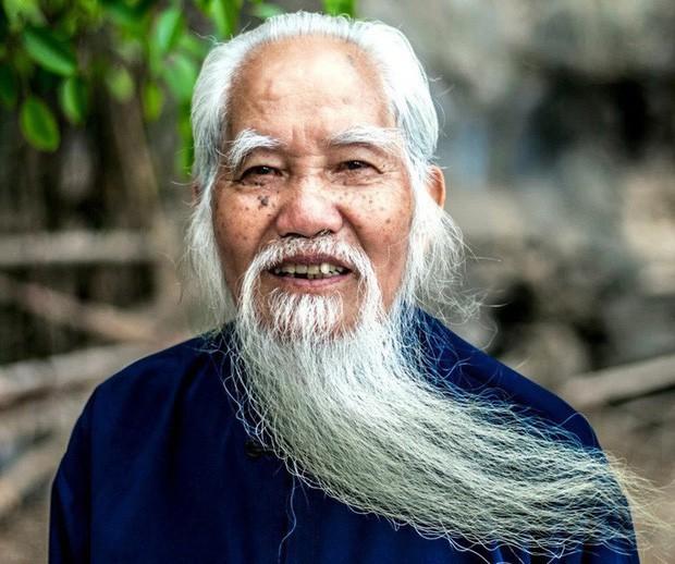 Nhân vật ông lão Việt Nam vào chung kết cuộc thi ảnh lớn nhất thế giới - Ảnh 1.