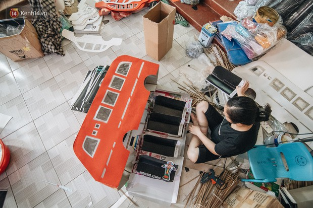 Thủ phủ vàng mã lớn nhất cả nước tấp nập tháng cô hồn: túi Chanel, xe phân khối lớn, xe đạp điện xuất xưởng - Ảnh 16.