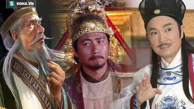 Tìm thấy bài thơ lạ trong miếu thờ Khổng Minh, Lưu Bá Ôn vội vã từ quan vì 1 lý do bất ngờ - Ảnh 3.