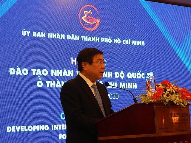 TPHCM đề xuất cho ông Đoàn Ngọc Hải thôi việc  - Ảnh 1.