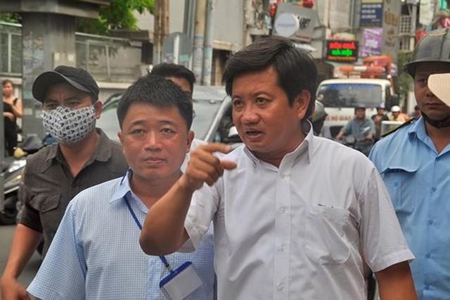 TPHCM đề xuất cho ông Đoàn Ngọc Hải thôi việc  - Ảnh 2.