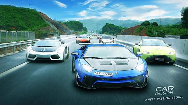 Hé lộ kế hoạch quy tụ 50 siêu xe của đại gia Việt - Ảnh 11.