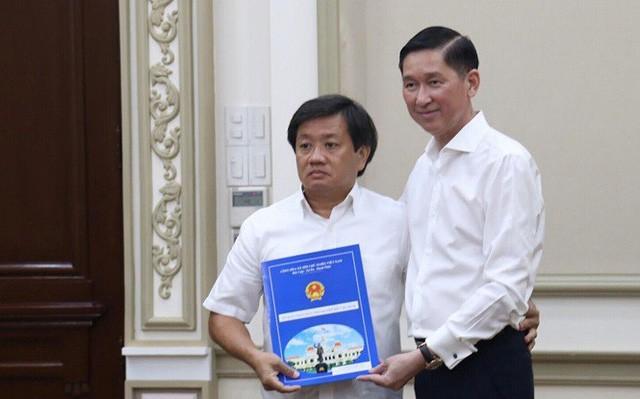 TPHCM đề xuất cho ông Đoàn Ngọc Hải thôi việc  - Ảnh 3.