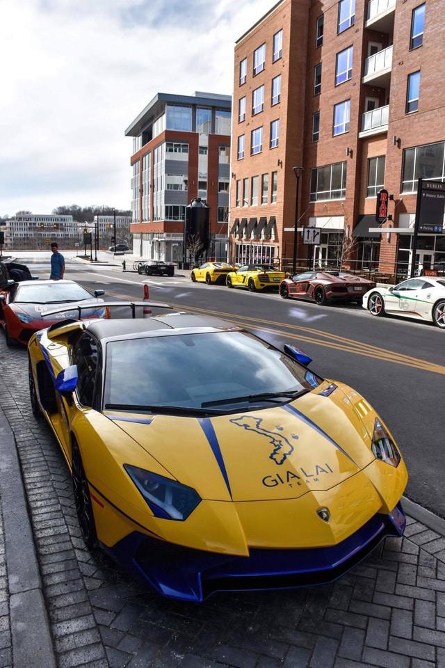 Hé lộ kế hoạch quy tụ 50 siêu xe của đại gia Việt - Ảnh 8.