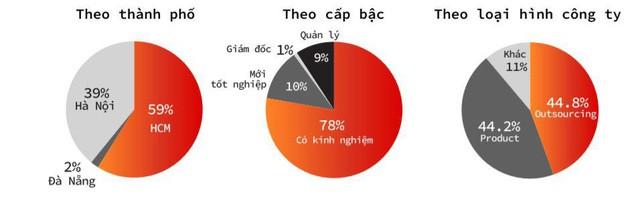 TopDev: Năm 2019 Việt Nam thiếu hụt tới 90.000 nhân lực CNTT - Ảnh 2.