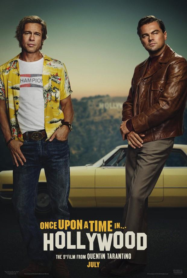 """Review Chuyện Xưa Ở Hollywood: Xem xong hai tài tử hạng A xuyên không thành 2 gã hết thời, ai cũng hỏi mị vừa xem cái quái gì vậy?"""" - Ảnh 1."""