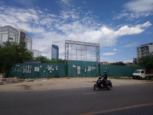 Cận cảnh những dự án trăm tỷ nằm 'bất động' giữa đất vàng trung tâm TP Huế - Ảnh 5.