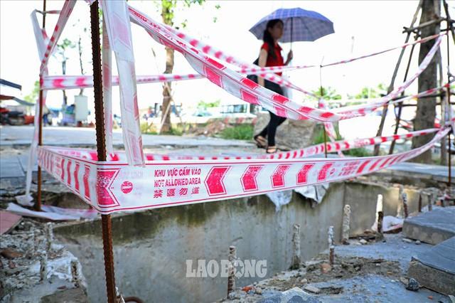 Những chiếc bẫy trên tuyến đường 3.000 tỉ ở Hà Nội  - Ảnh 5.