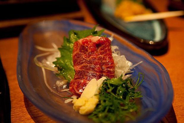 Đến ăn thôi cũng phải cần có sự dũng cảm nếu bạn chọn các món ăn này của người Nhật - Ảnh 3.