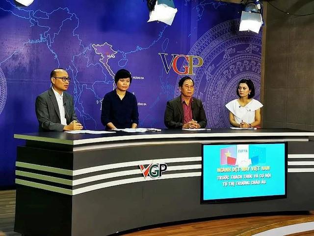 EVFTA: Thách thức lớn cho dệt may Việt Nam - Ảnh 1.