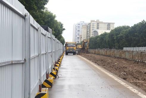 Hà Nội: Rào đường Nguyễn Cơ Thạch làm đường đua F1 - Ảnh 12.