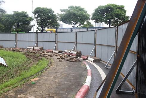 Hà Nội: Rào đường Nguyễn Cơ Thạch làm đường đua F1 - Ảnh 13.