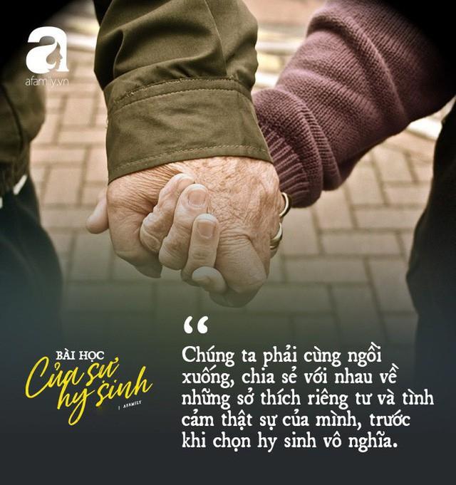 Bài học trong câu chuyện về món dưa chuột muối của đôi vợ chồng già: Hãy nói cho nhau nghe, đừng hy sinh vô nghĩa!  - Ảnh 4.