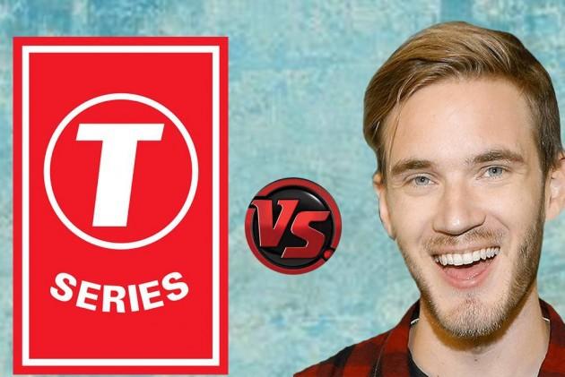 """t- series, youtube - photo 1 1566276184807816322335 - Là kênh Youtube của người Ấn, chỉ đăng video tiếng Hindi, T-Series làm gì để trở thành kênh có lượt đăng ký lớn nhất thế giới, vượt mặt """"ông hoàng Youtube"""" PewDiePie?"""