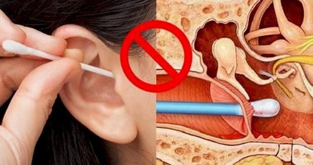 Thật lòng đấy, hãy ngưng sử dụng bông ngoáy tai đi - Chia sẻ của người phụ nữ gần như đã điếc hoàn toàn ở tuổi 37 chỉ vì nghiện ngoáy tai - Ảnh 1.