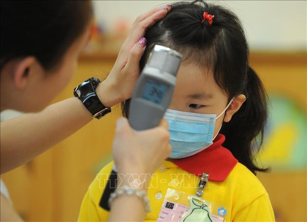 Ca nhiễm cúm H5N6 ở người đầu tiên tại Bắc Kinh - Ảnh 1.