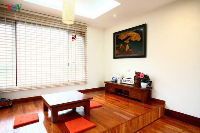 Ngôi biệt thự có nội thất phong cách kết hợp - Ảnh 11.