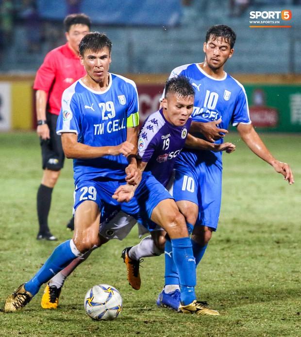 Quang Hải lên thần, ghi liên tiếp hai bàn đẹp mắt ở Cúp châu Á cho Hà Nội FC - Ảnh 16.