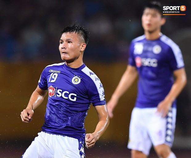 Quang Hải lên thần, ghi liên tiếp hai bàn đẹp mắt ở Cúp châu Á cho Hà Nội FC - Ảnh 6.