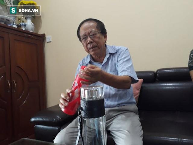 Tôi không bao giờ mua nước đóng chai: PGS.TS Nguyễn Duy Thịnh tiết lộ lý do giật mình - Ảnh 1.