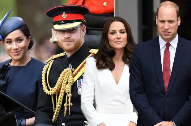 Rạn nứt khoét sâu gia đình hoàng gia: Vợ chồng Công nương Kate cố tình tránh mặt nhà em trai Harry - Meghan sau phát ngôn gây chiến tranh  - Ảnh 2.