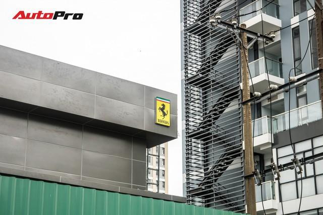 Lộ diện đại lý của hãng siêu xe Ferrari đầu tiên tại Việt Nam - Ngay sát đối thủ Lamborghini - Ảnh 1.
