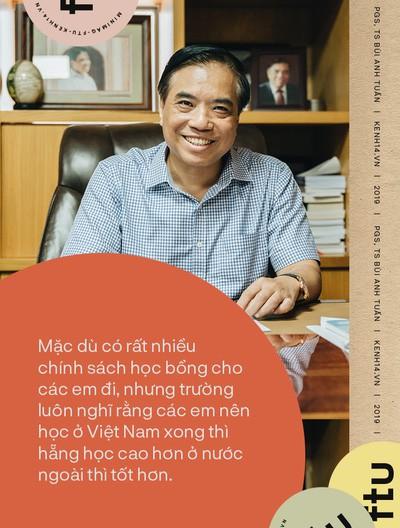 """Hiệu trưởng ĐH Ngoại thương: Tự hào là """"Harvard Việt Nam"""", sinh viên tốt nghiệp có quyền được đòi hỏi mức lương cao, xứng đáng - Ảnh 15."""