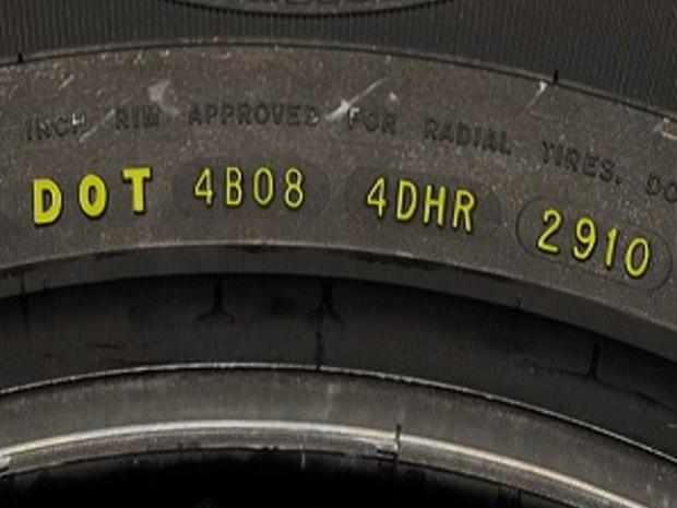 Ý nghĩa của những dãy số in trên lốp xe: Tưởng là thứ chẳng ai chú ý, nhưng hóa ra ẩn chứa những thông tin hết sức quan trọng - Ảnh 4.