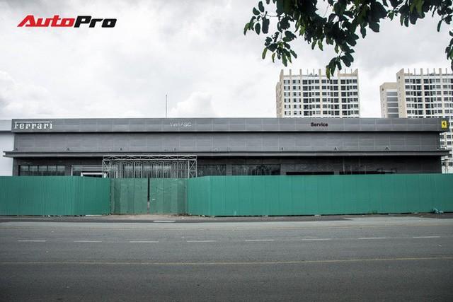 Lộ diện đại lý của hãng siêu xe Ferrari đầu tiên tại Việt Nam - Ngay sát đối thủ Lamborghini - Ảnh 6.
