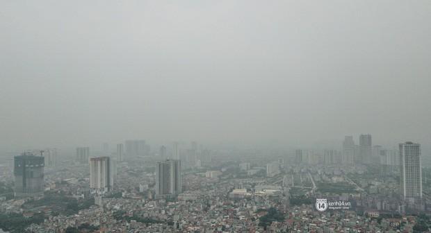 Hà Nội ngập trong sương mù vì ô nhiễm không khí, uống ngay loại nước detox này mỗi ngày để thải độc phổi hiệu quả - Ảnh 2.
