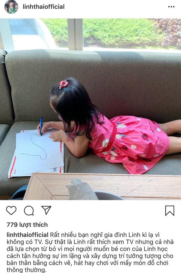 Shark Linh không muốn cho con xem TV để phát triển trí tưởng tượng, nhưng cách cô áp dụng khiến ai cũng ngỡ ngàng - Ảnh 2.