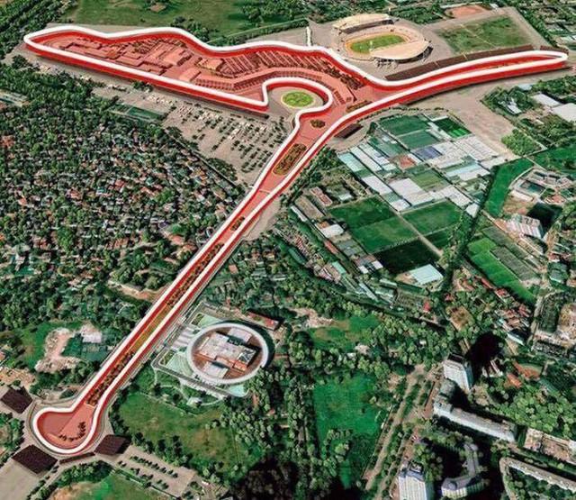 Dự án đường đua F1 hiện nay được triển khai ra sao? - Ảnh 1.