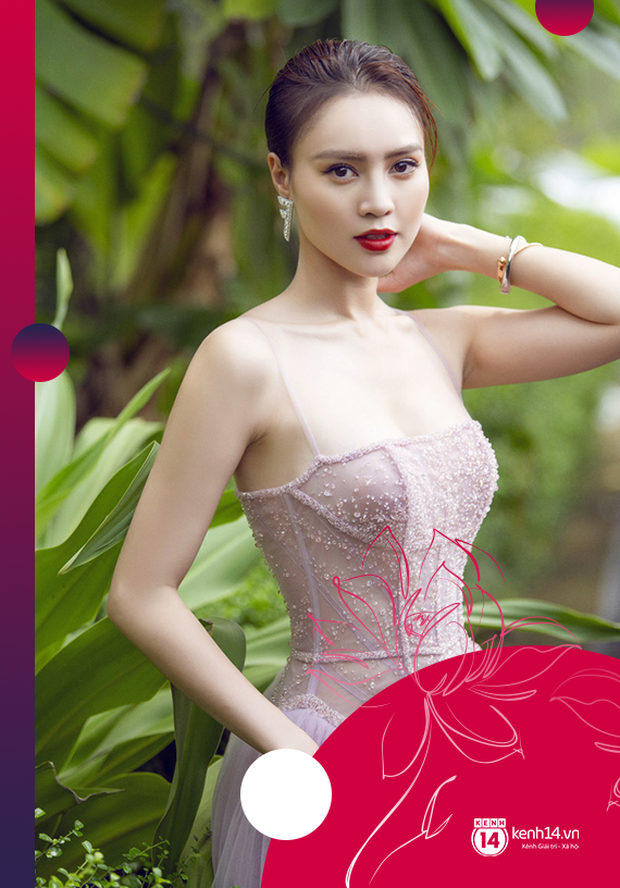 3 Nữ hoàng nhan sắc đầu tiên tham gia Lotus: Không chỉ đẹp mà còn tràn đầy năng lượng tích cực! - Ảnh 6.