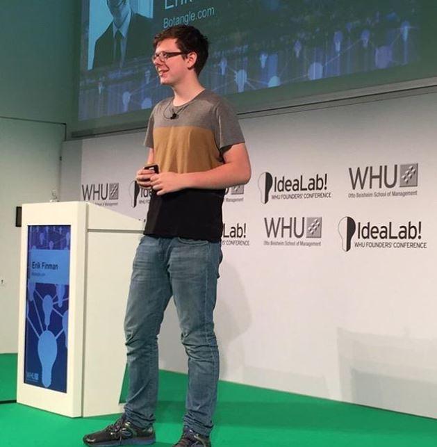 erik finman - photo 7 15670470052081194559047 - Mua 1.000 USD Bitcoin lúc 12 tuổi, hiện giờ thanh niên 20 tuổi này có số tài sản 4,5 triệu USD