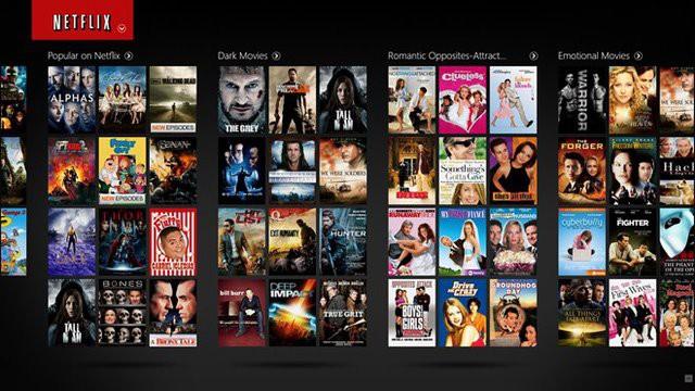 So găng Netflix, iFlix, We TV và iQiYi: Mèo nào cắn mỉu nào? - Ảnh 1.