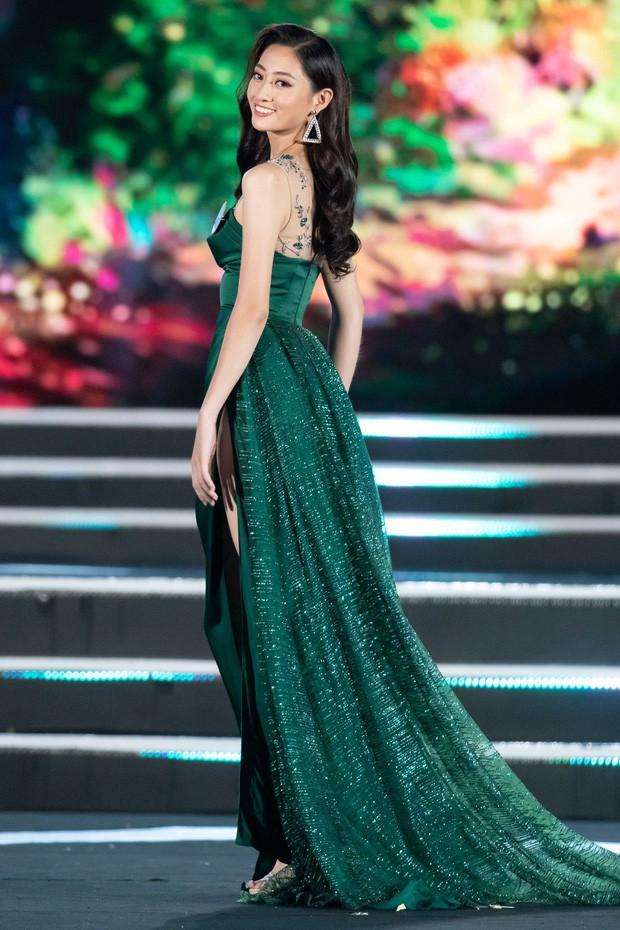 Vừa đăng quang Hoa hậu, Lương Thùy Linh đã dính tin đồn mua giải từ một bài tố cáo đáng nghi vấn trên mạng xã hội - Ảnh 1.